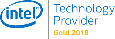 Intel Technologie Provider Gold 2018