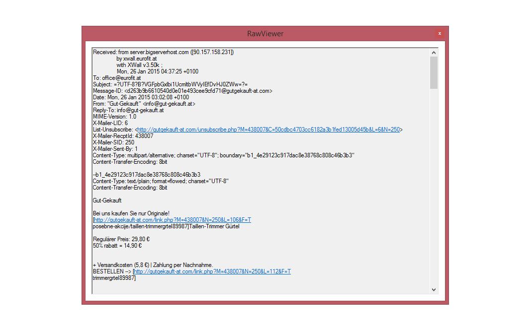 XWall Screenshot